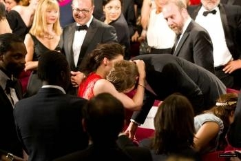 Rob and Kristen in a rare public display of affection at the Cannes Film Festival premier of Cosmopolis. Not for commercial purposes, no copyright violation intended.