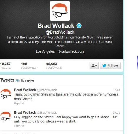 Brad Wollak TL
